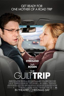 Cartel de The Guilt Trip