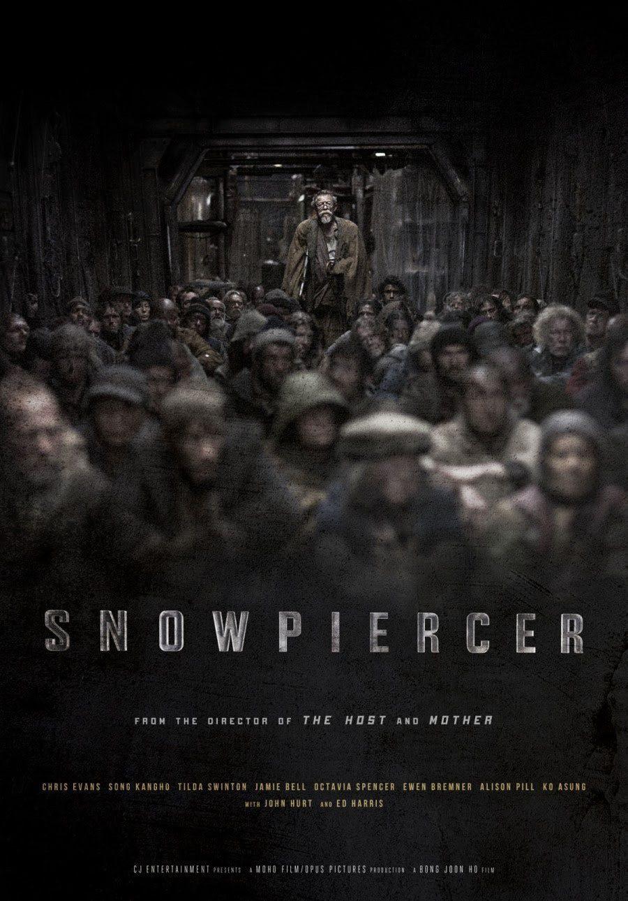 Cartel Estados Unidos de 'Snowpiercer (Rompenieves)'