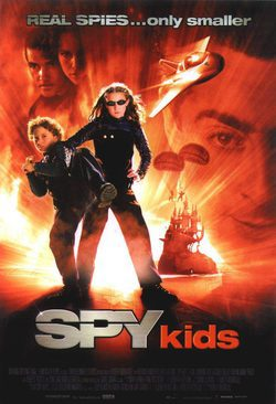 Cartel de Spy Kids
