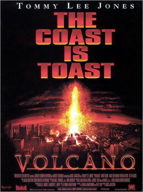 Volcano 1997 Película Ecartelera