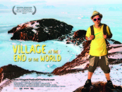 Cartel de Village at the End of the World