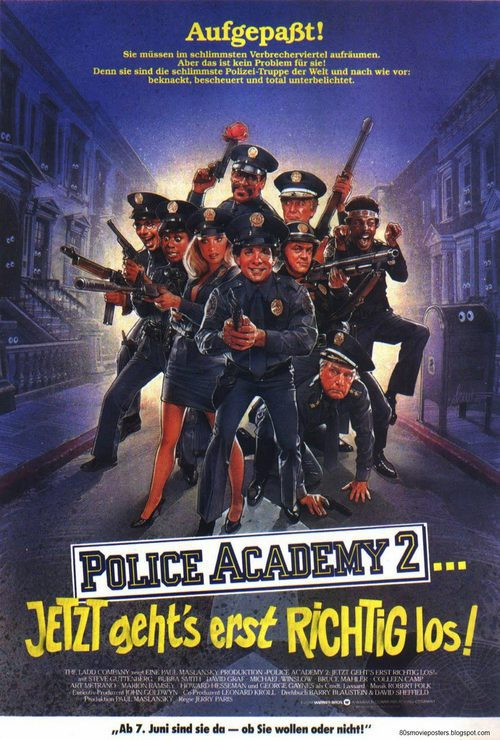 Police Academy: Next Generation