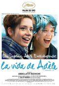 Cartel La vida de Adèle