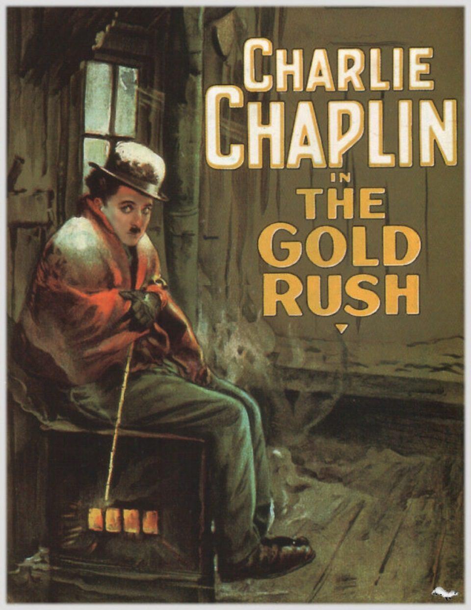 Cartel EE.UU de 'La quimera del oro'
