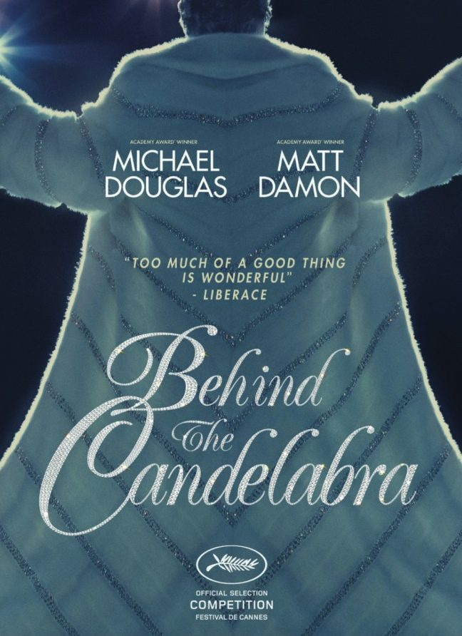 Cartel EEUU de 'Behind the Candelabra'