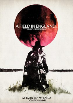 Cartel de A Field in England