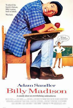 Cartel de Billy Madison