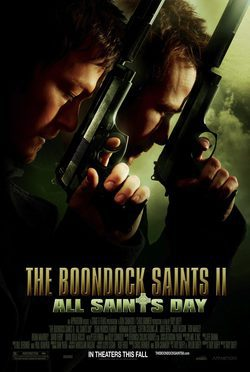 Cartel de Los elegidos: The Boondock Saints II