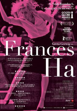 Cartel de Frances Ha