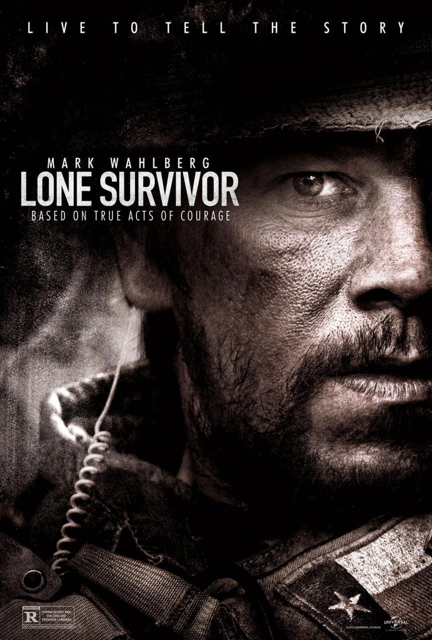 Cartel EE.UU de 'El único superviviente'
