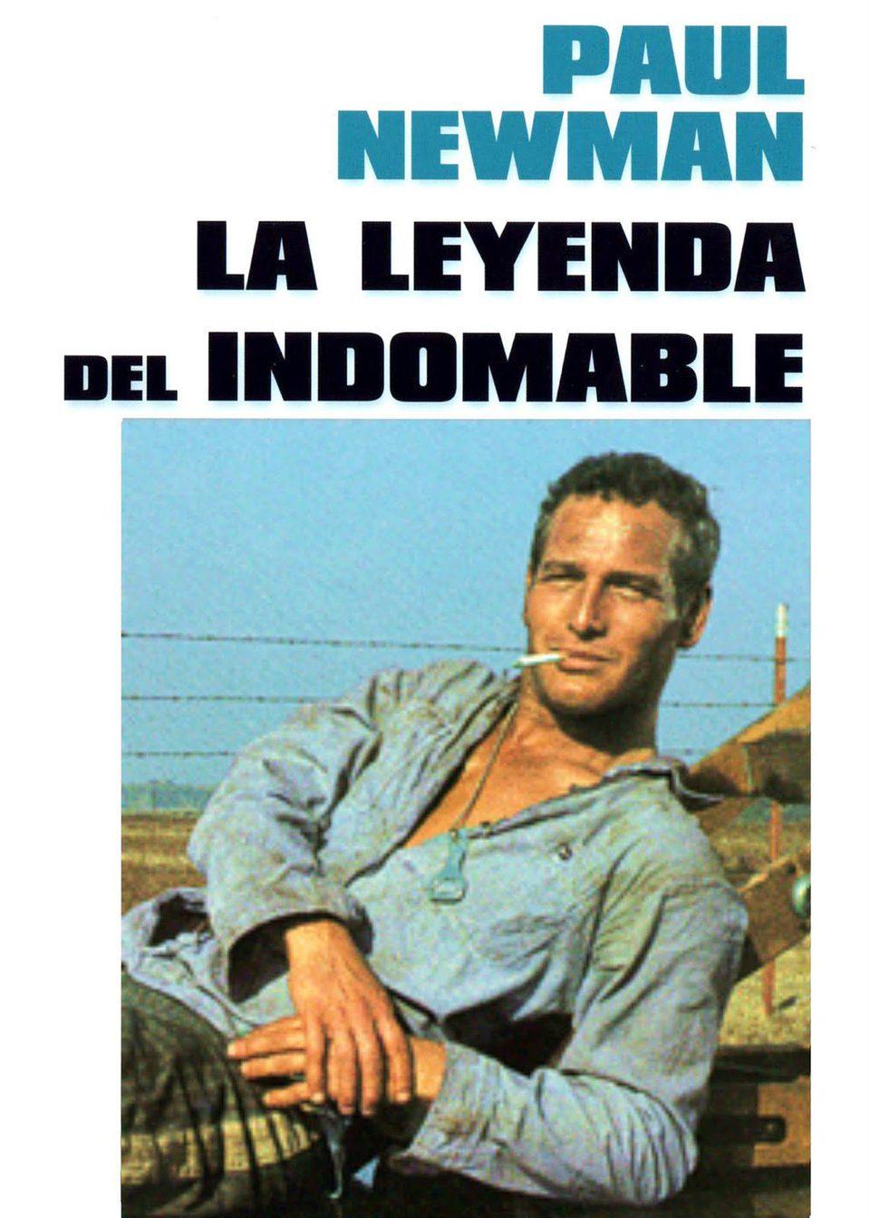 Cartel España de 'La leyenda del indomable'