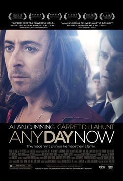 Cartel de Any Day Now