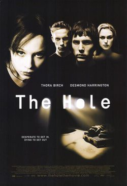 Cartel de The Hole