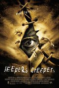 Cartel de Jeepers Creepers