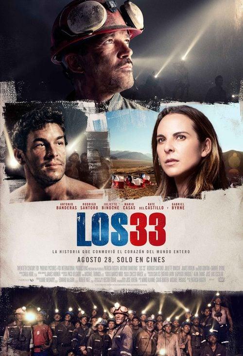 Los 33: una historia de esperanza (2015) - Película eCartelera
