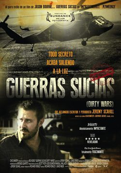 Cartel de Guerras sucias (Dirty Wars)