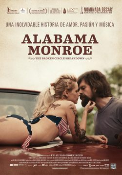 Cartel de Alabama Monroe