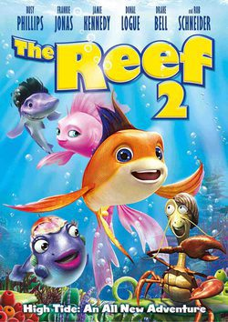 Cartel de The Reef 2: High Tide