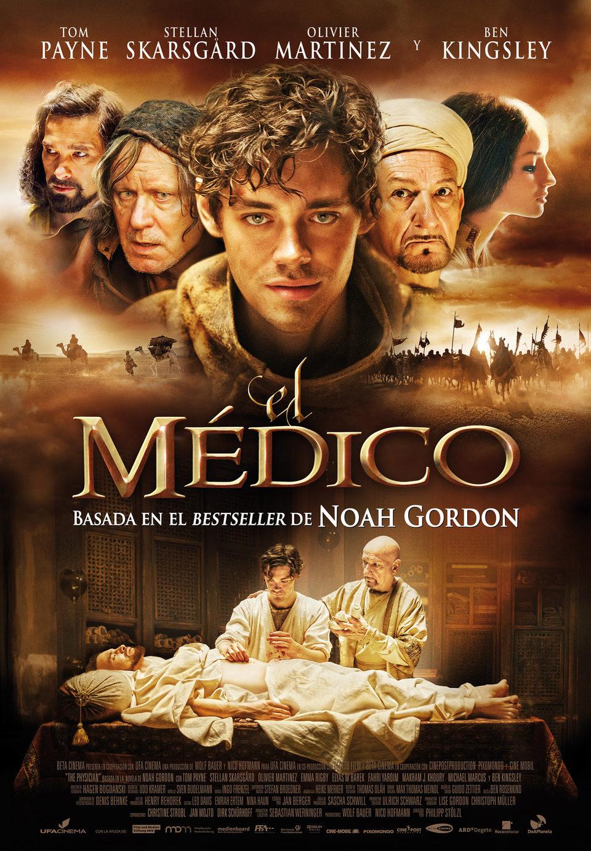Cartel España de 'El médico'