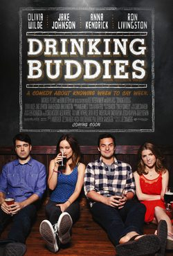 Cartel de Drinking Buddies