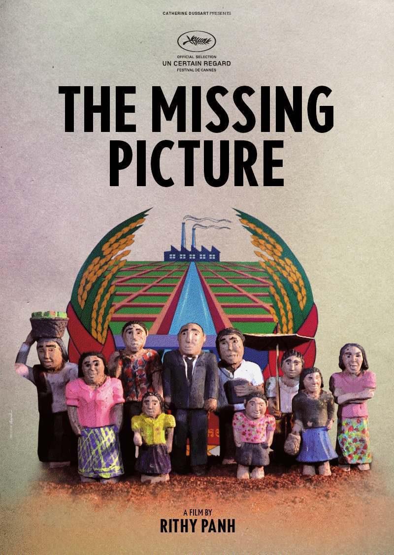 Cartel Reino Unido de 'La imagen perdida'