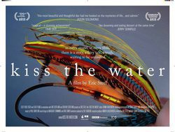Cartel de Kiss the Water