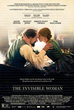 Cartel de The Invisible Woman
