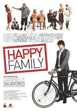 Cartel de Happy Family