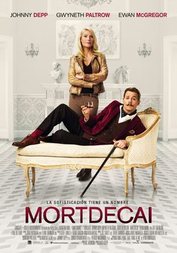 Cartel de Mortdecai