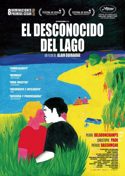 El Desconocido Del Lago 2013 Pelicula Ecartelera