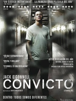 Cartel de Convicto (Starred Up)