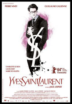 Cartel de Yves Saint Laurent