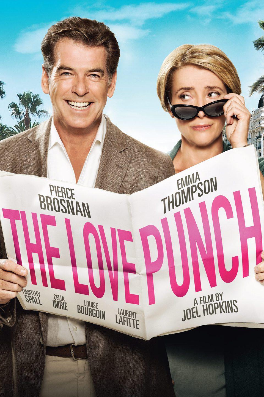Cartel EEUU de 'Love Punch'