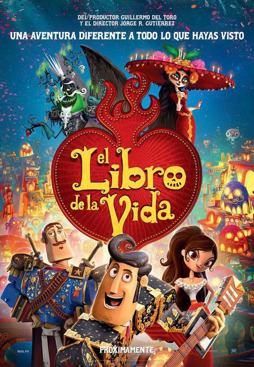 El libro de la vida (2014) - Película eCartelera