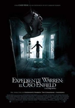 Cartel de Expediente Warren: El Caso Enfield