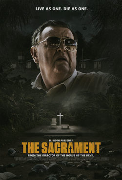 Cartel de The Sacrament