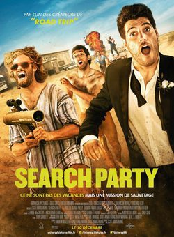 Cartel de Search Party