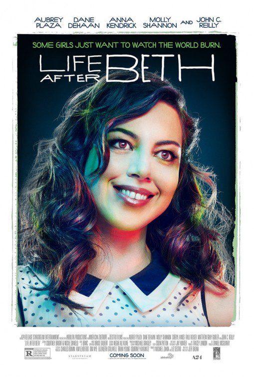 Cartel Estados Unidos de 'Life After Beth'