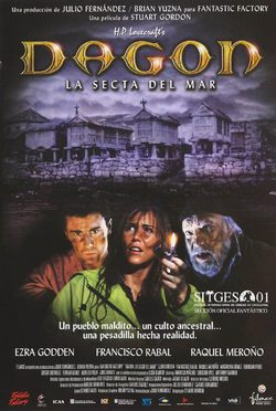 Cartel de Dagon, la secta del mar
