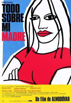 cartel de la pelicula todo sobre mi madre