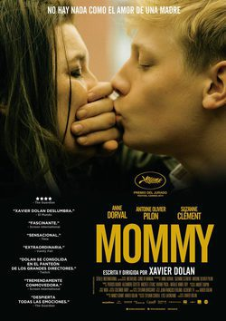 Cartel de Mommy