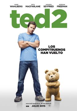 Cartel de Ted 2