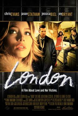 Cartel de London: Oscura Obsesión