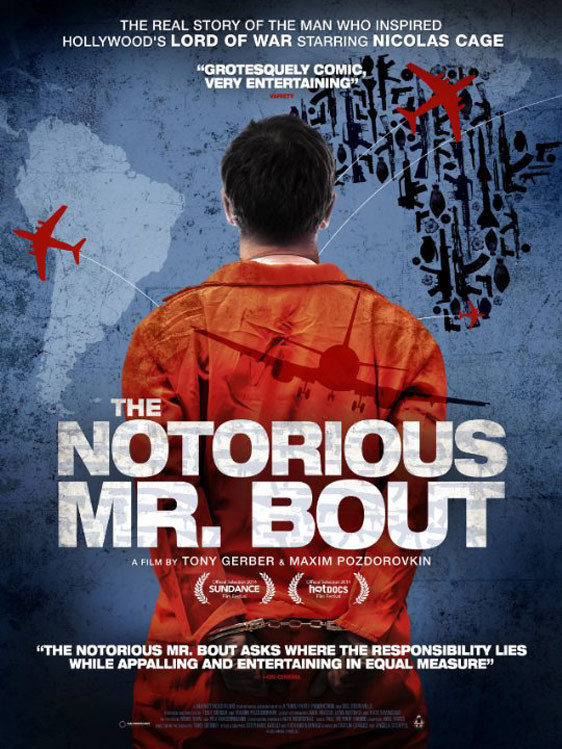 Cartel Estados Unidos de 'The Notorious Mr. Bout'