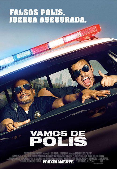 Vamos De Polis 2014 Pelicula Ecartelera