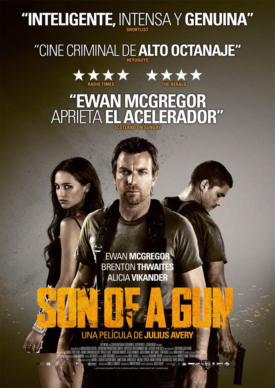 Cartel España de 'Son of a Gun'