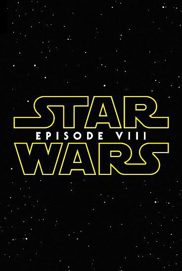 Cartel Teaser de 'Star Wars: Los últimos Jedi'