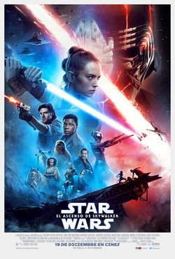 Cartel de Star Wars: El Ascenso de Skywalker