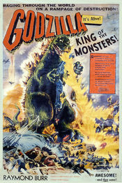 Japón bajo el terror del monstruo