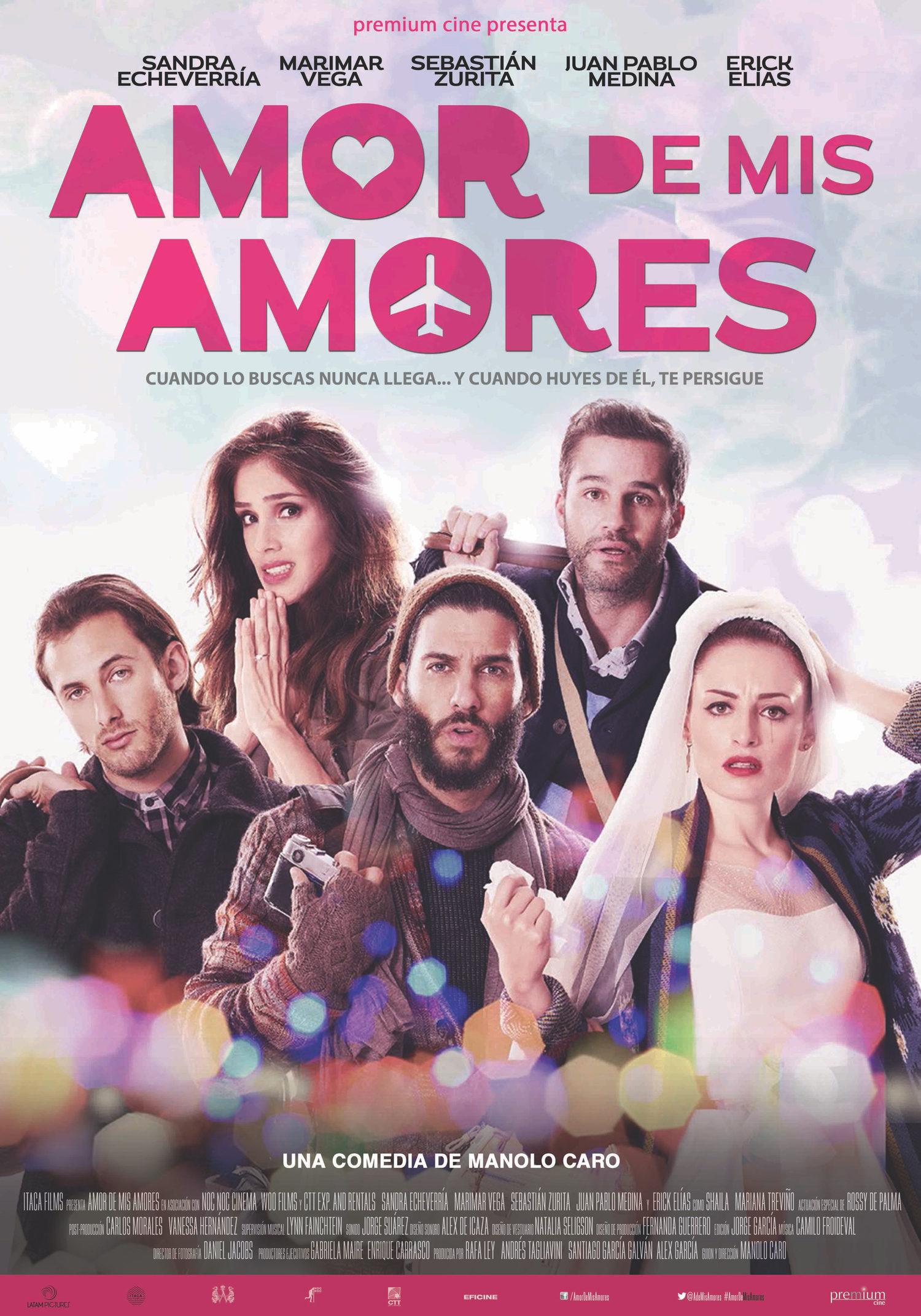 Amor De Mis Amores Romances Latinos Demodé